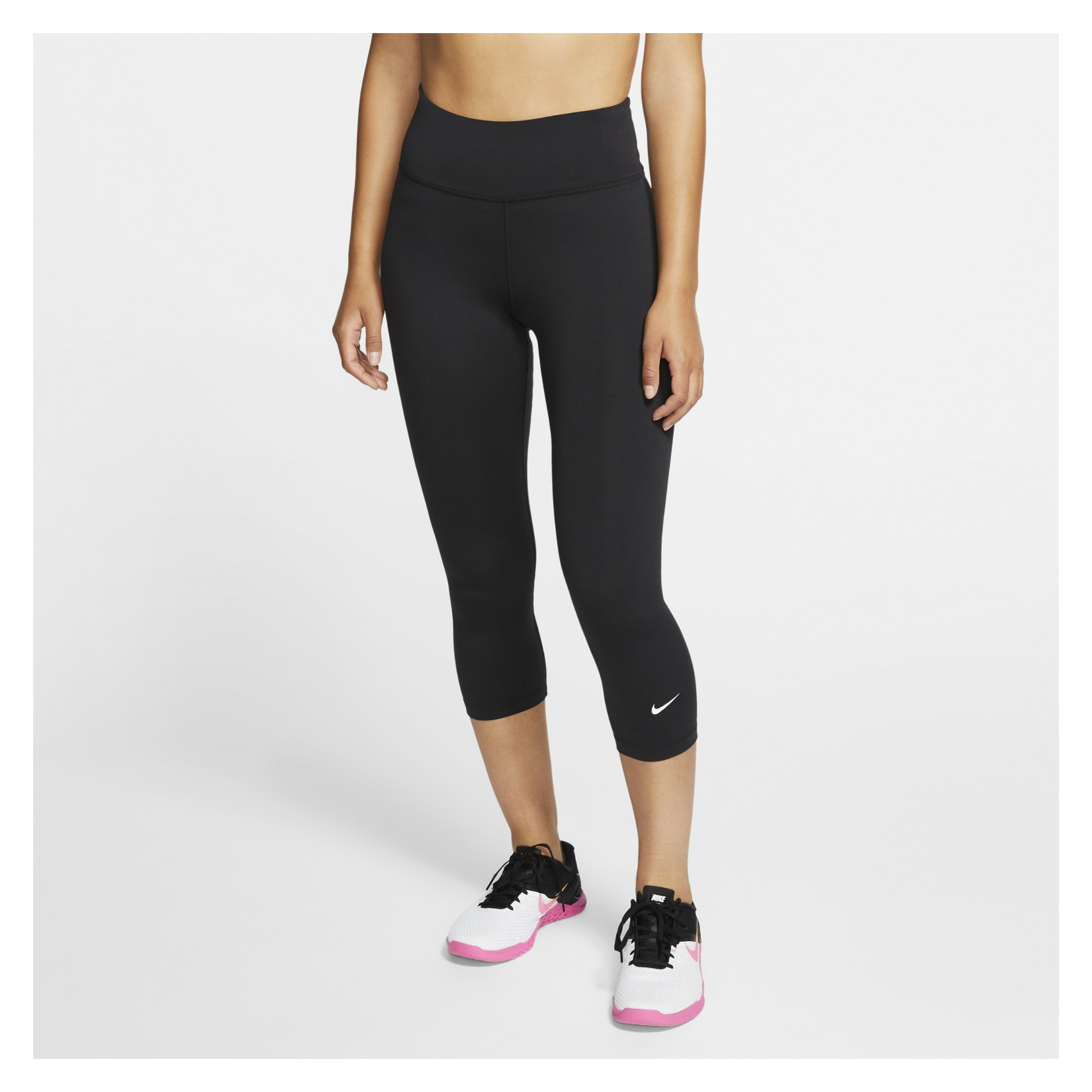 Nike ONE TIGHT CAPRI (W)