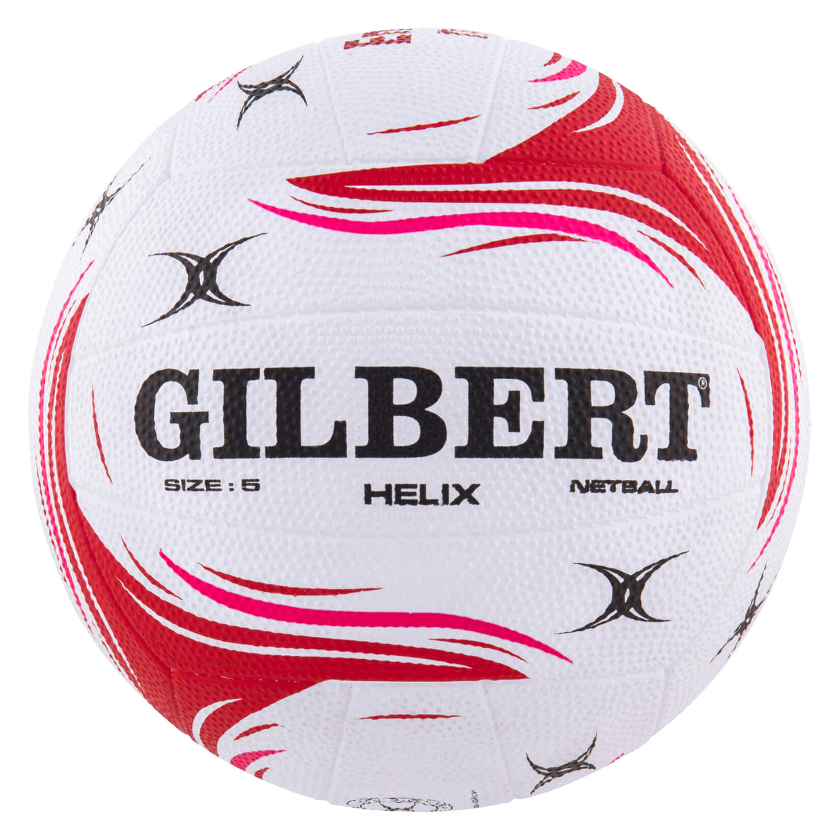 Gilbert England Helix Match Ball