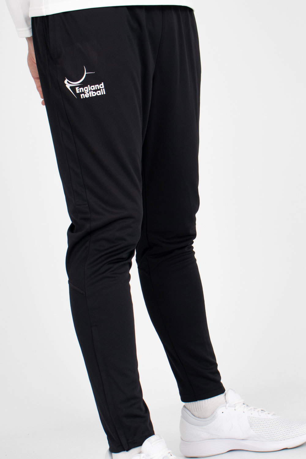 EN-Kitlocker Team White Academy 18 Tech Pant