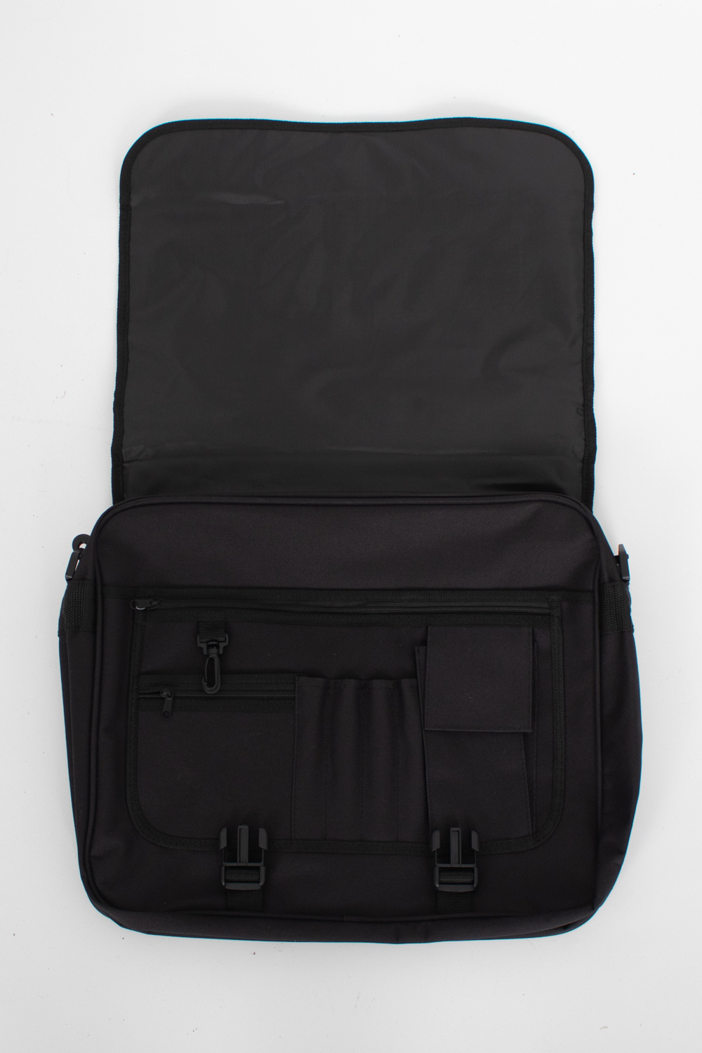 EN-Kitlocker Team White Satchel Bag