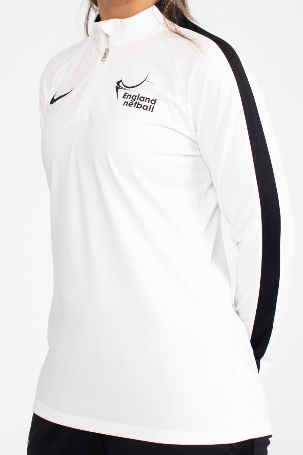 Womens Team White Academy 18 Midlayer
