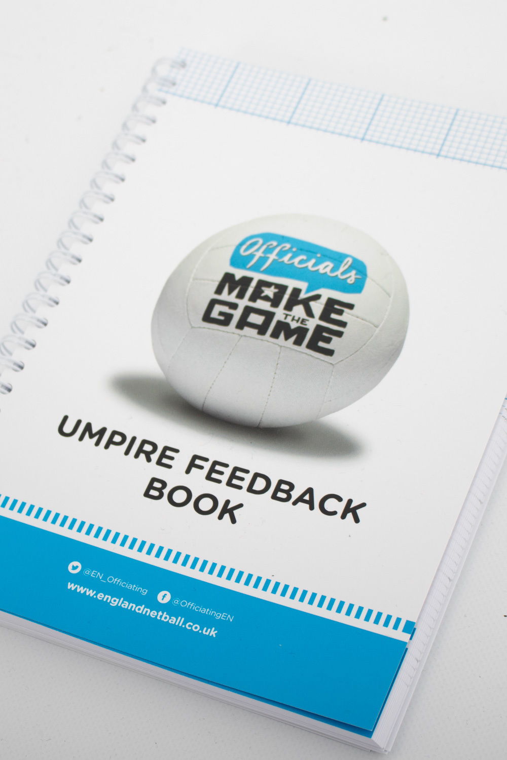 Umpire Feedback Book