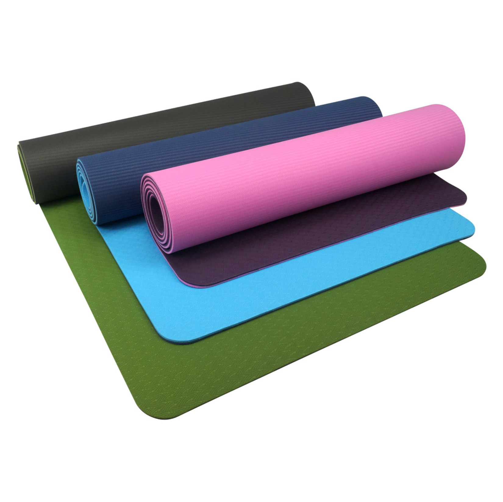 Urban-Fitness Urban Fitness 6mm TPE Yoga Mat