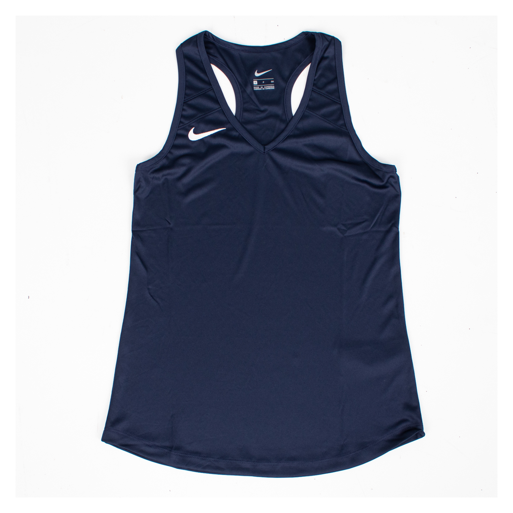 Neon-Nike Womens Performance Tank