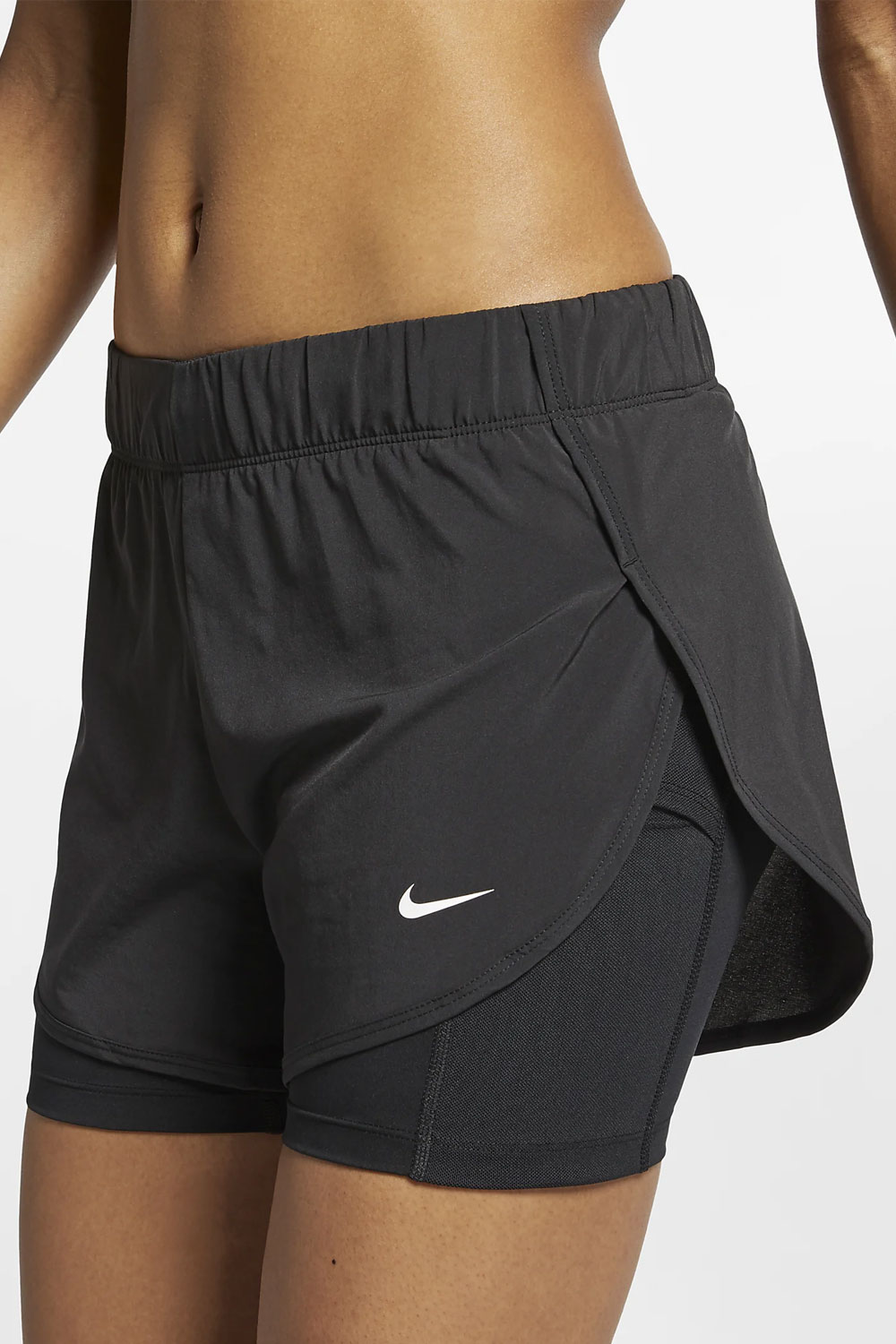 Nike Womens Flex 2in1 Short Woven (w)