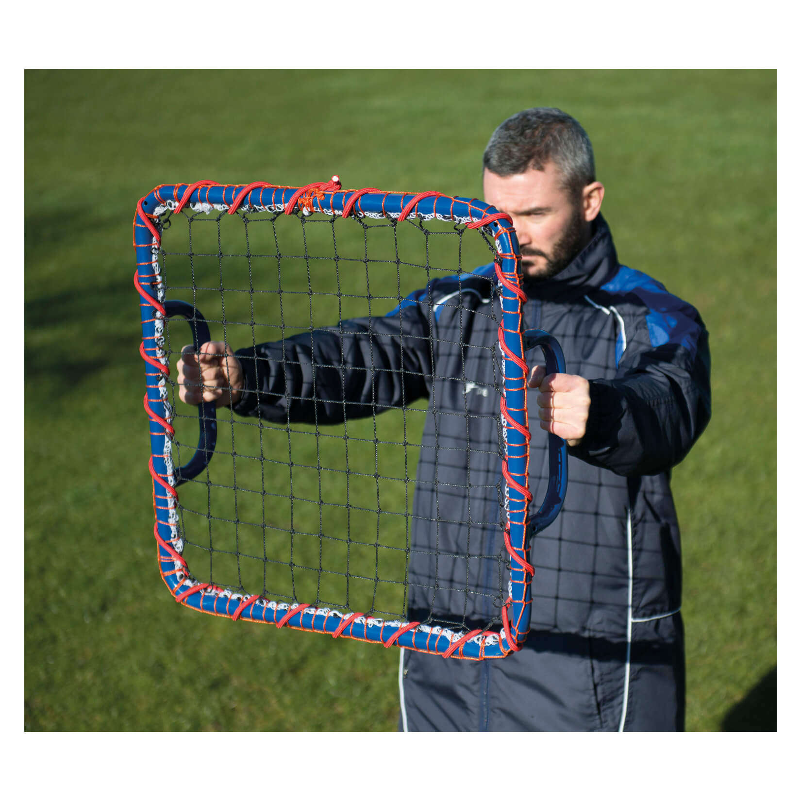 Precision Hand Held Rebounder