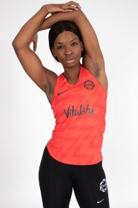 Womens ENGLAND NETBALL YOUTH TRAINING TANK
