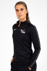 EN-Kitlocker Womens Team White Academy 18 Midlayer