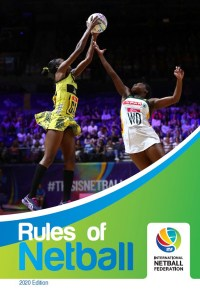 International Rules Of Netball 2020 Edition
