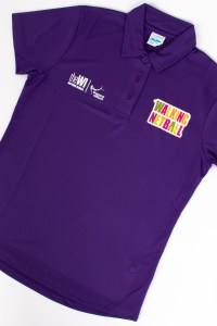 AWD Womens Girlie Cool Polo