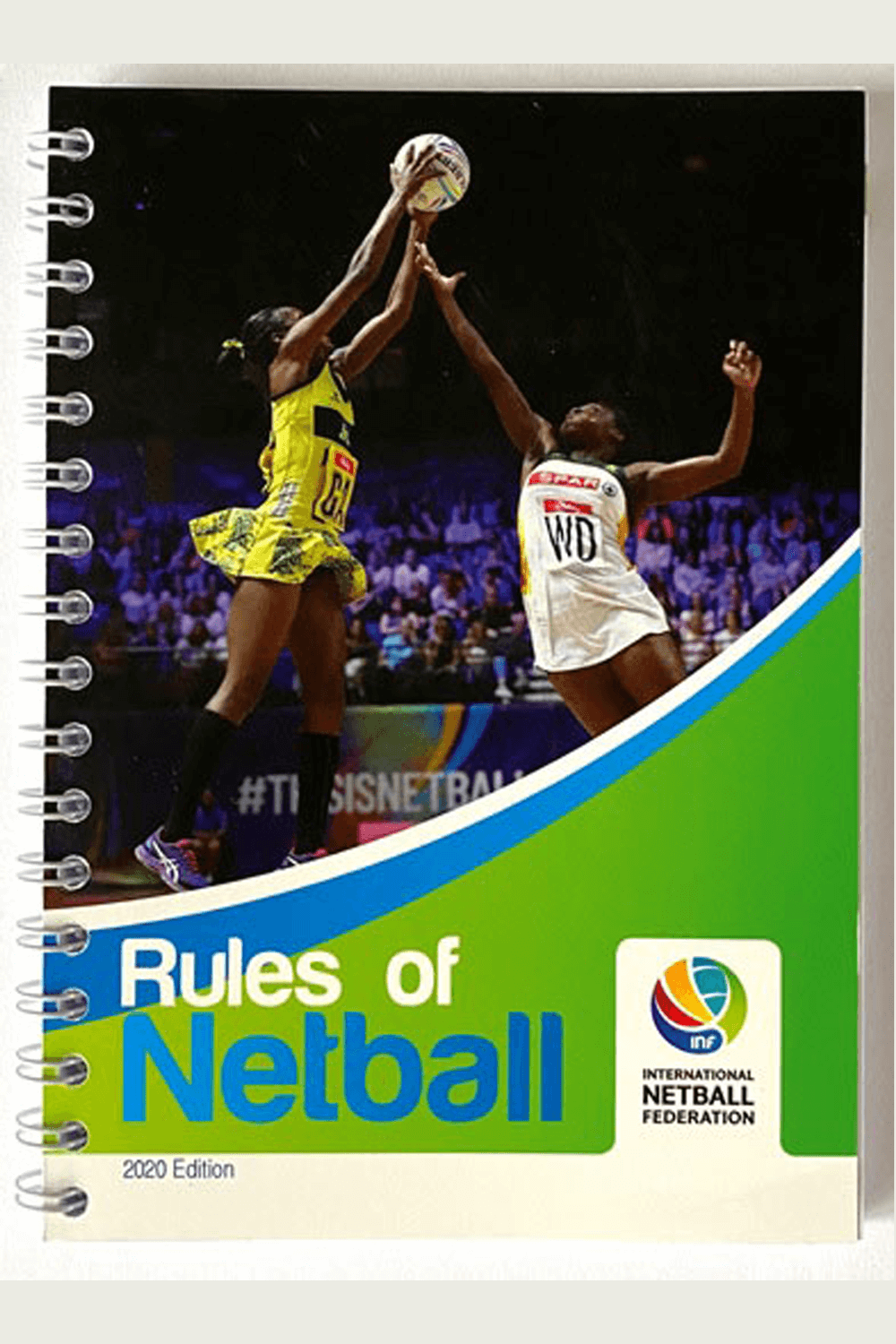 International Rules of Netball 2020 Edition (Wirobound)